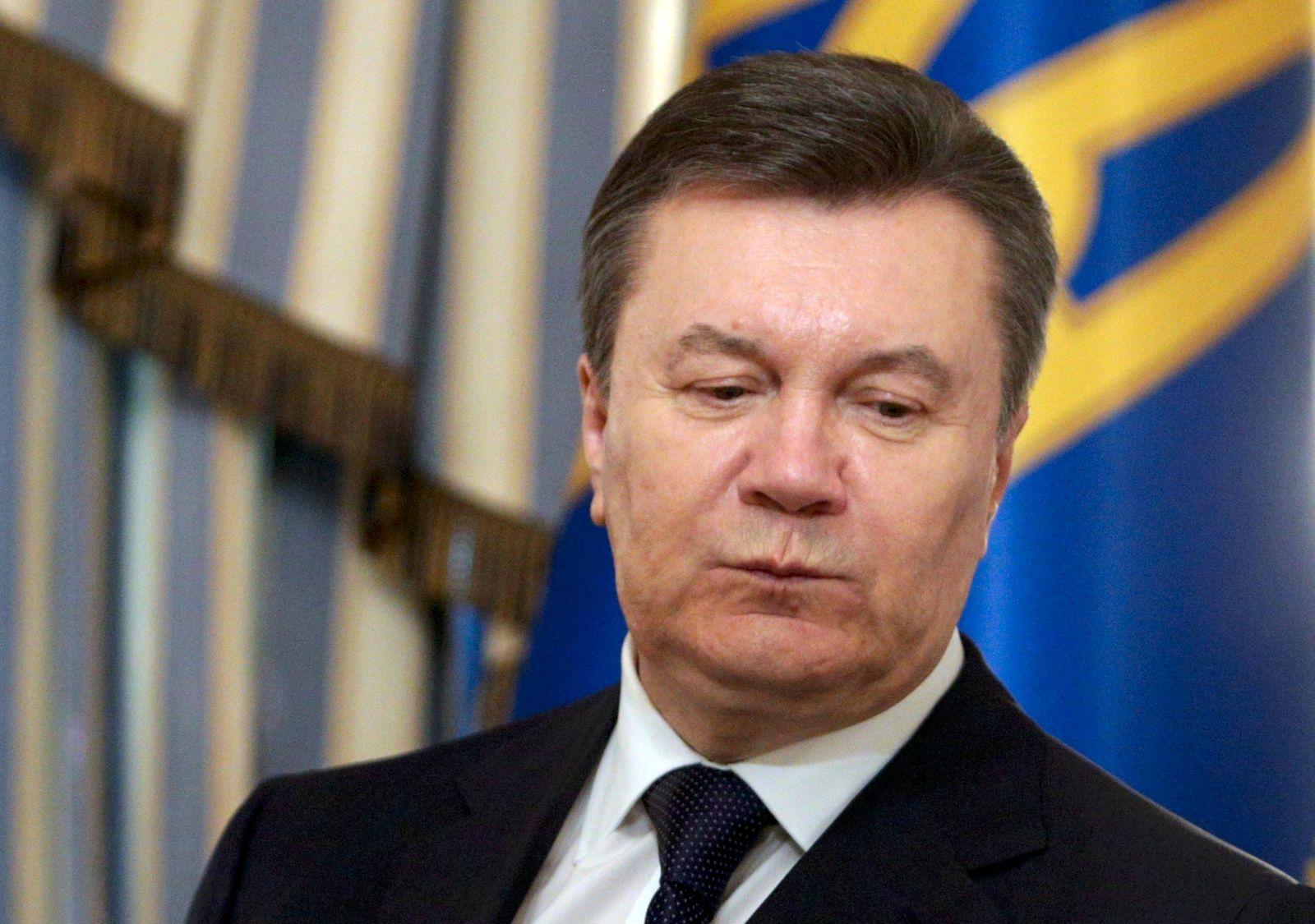 UKRAINE / JANUKOWITSCH