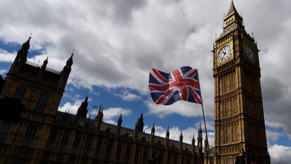 Britisches Parlament in London: Die Briten werden bis Jahresende die neuen Handelsbeziehungen mit der EU ausverhandeln müssen