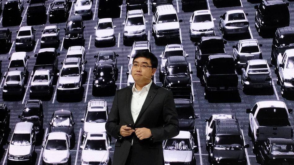 Cheng Wei: Der Chef und Gründer des Fahrdienstvermittlers Didi Chuxing sieht sich Ermittlungen der chinesischen Wettbewerbsbehörden ausgesetzt