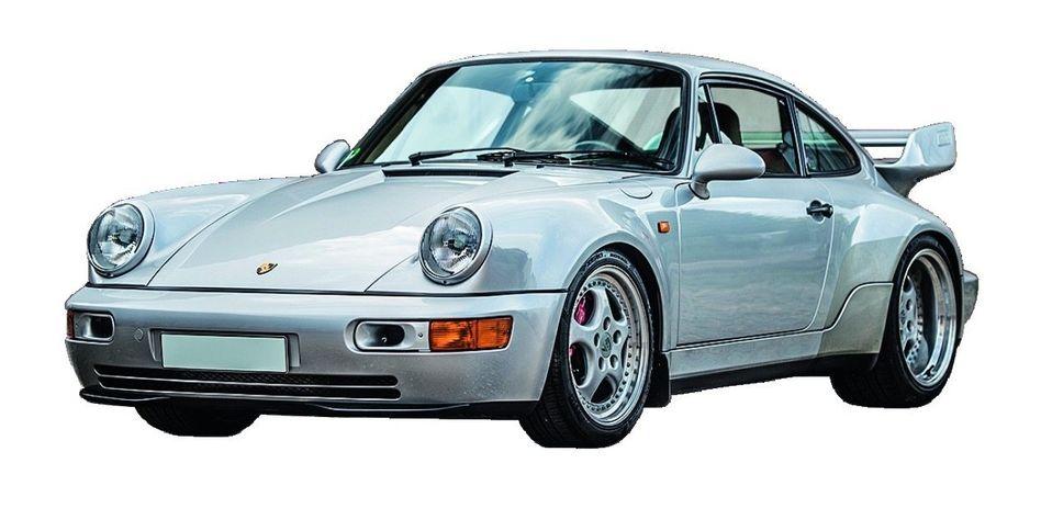 GUT INVESTIERT Ein Porsche 964 RS 3.8
