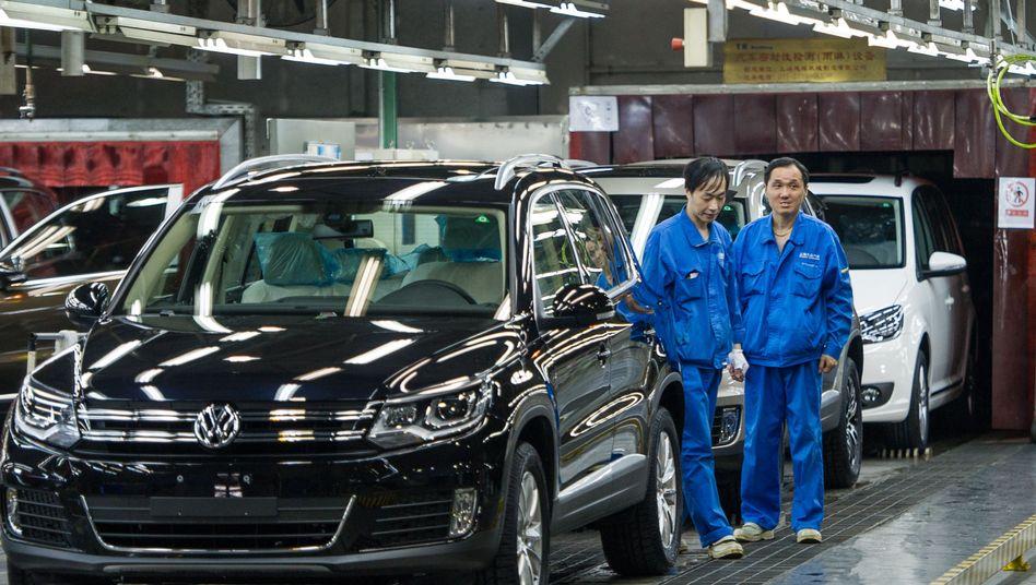 Volkswagen nimmt die Produktion in den meisten Werken wieder auf