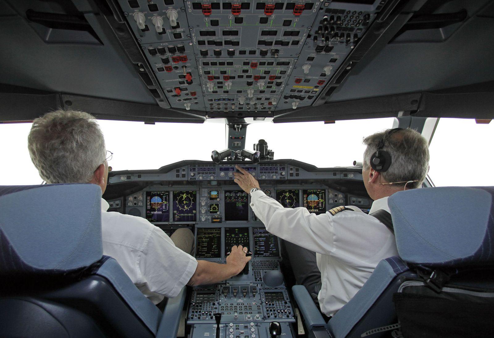 Berufsgruppen/ Piloten