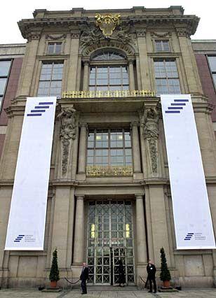 Bislang kein Aushängeschild des Elitegedankens: Die ESMT (European School of Management and Technology) in Berlin
