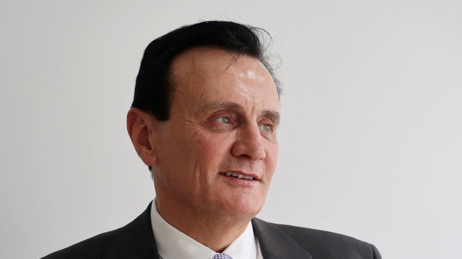 Neun Millionen Dosen mehr: Astrazeneca-Chef Pascal Soriot kommt damit immerhin auf die Hälfte der eigentlich zugesagten Impfstoffmenge