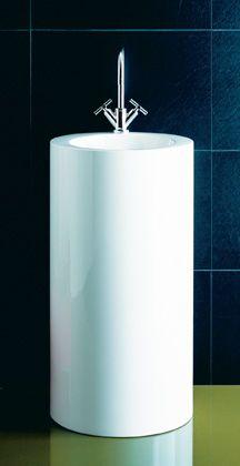 Kratzfester Genuss: Components Waschtischserie von Sieger Design, Designpreis in Silber