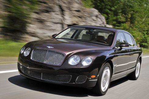 Bentley Continental Flying Spur: Auch die Briten leiden unter Überkapazitäten
