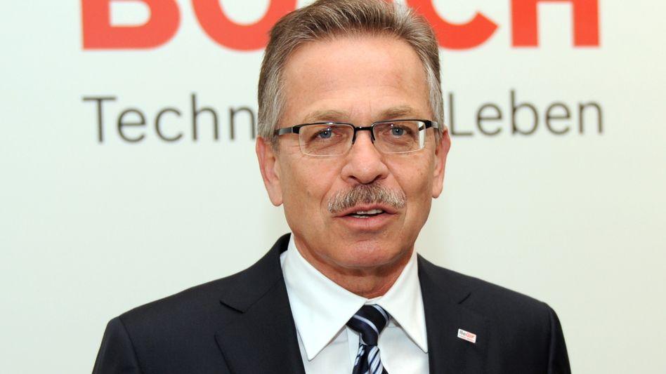 """Bosch-Chef Franz Fehrenbach: """"Das ist ein Zehnjahresprogramm"""""""