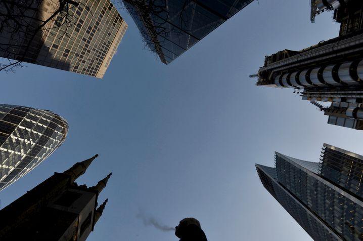 Dominanz der Finanzindustrie: London und Großbritannien könnten etwas Ausgleich gut gebrauchen