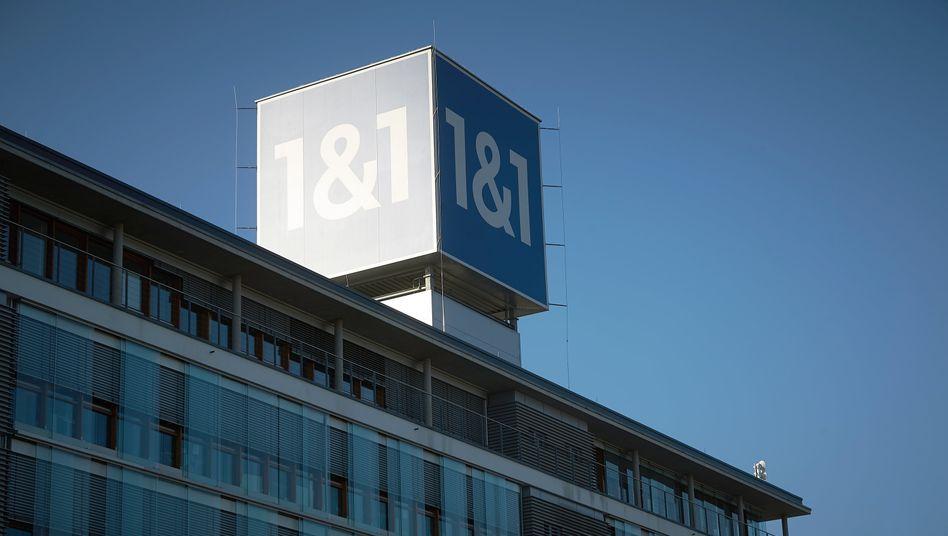 1&1-Zentrale in Montabaur: Das Unternehmen prescht im Mobilfunkgeschäft voran