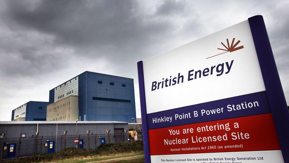 Atomkraftwerk Hinkley: Großbritannien setzt weiter auf Kernkraft