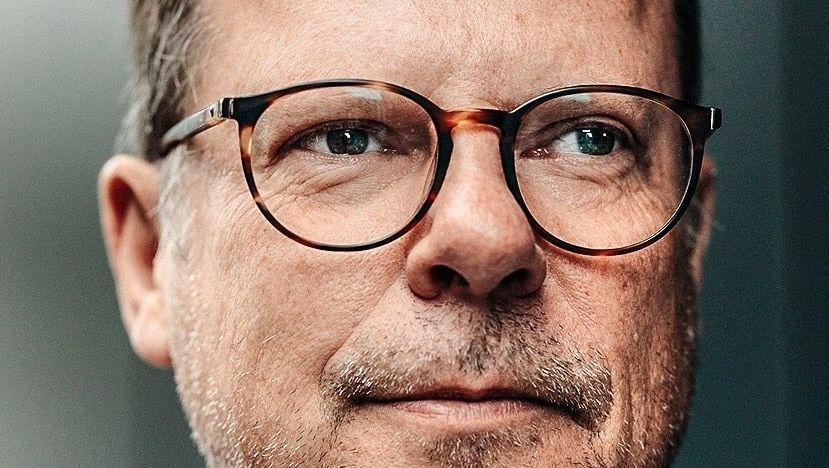 Volle Fahrt voraus: Peter Mertens.