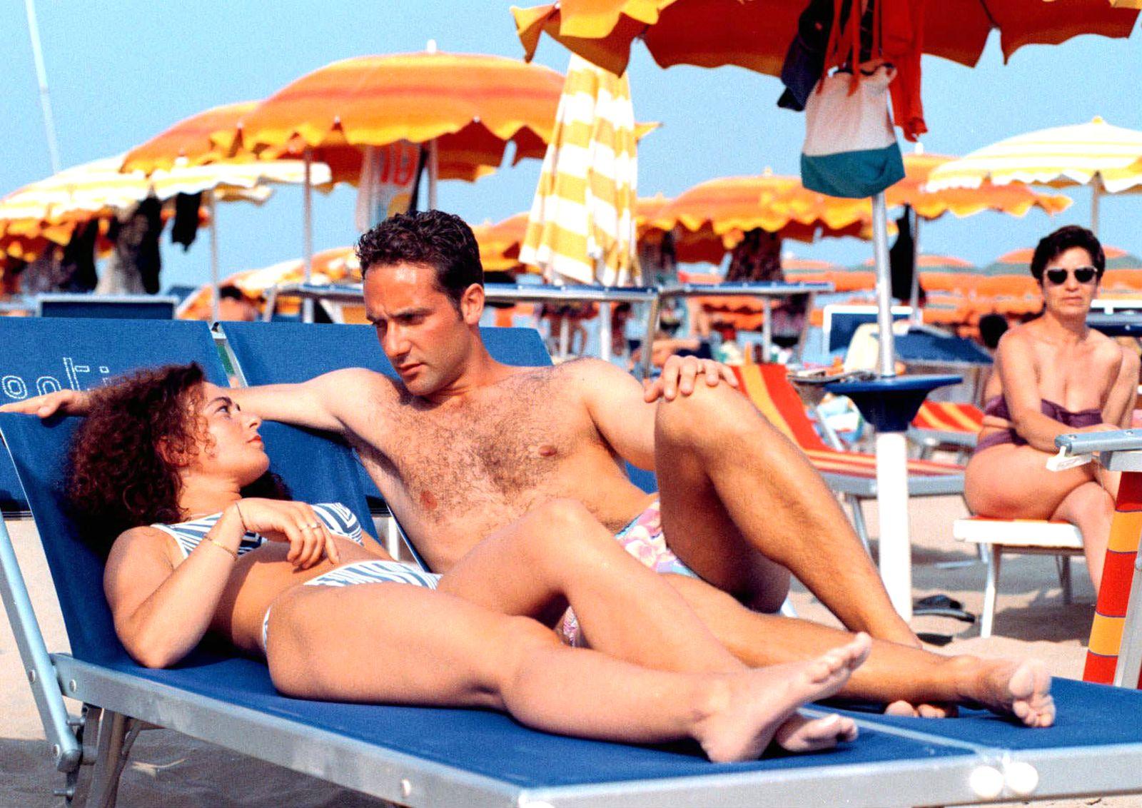 Italien / Urlaub / Strand