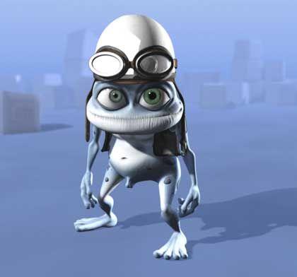 "Werbefigur ""Crazy Frog"": Klassische Werbekunden meiden MTV und Viva"