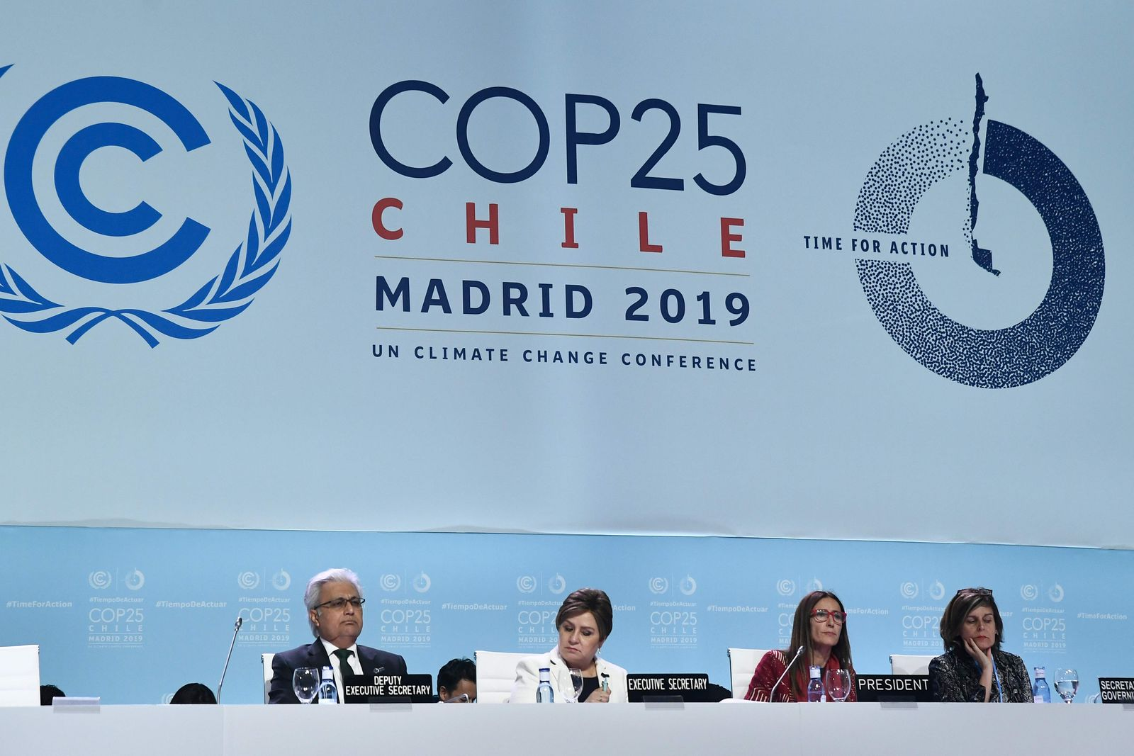 UN Climate Change Conference COP25 at the IFEMA