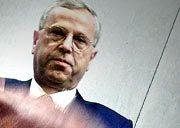 Seit 1997 Vize bei Philips: Finanzvorstand Jan Hommen