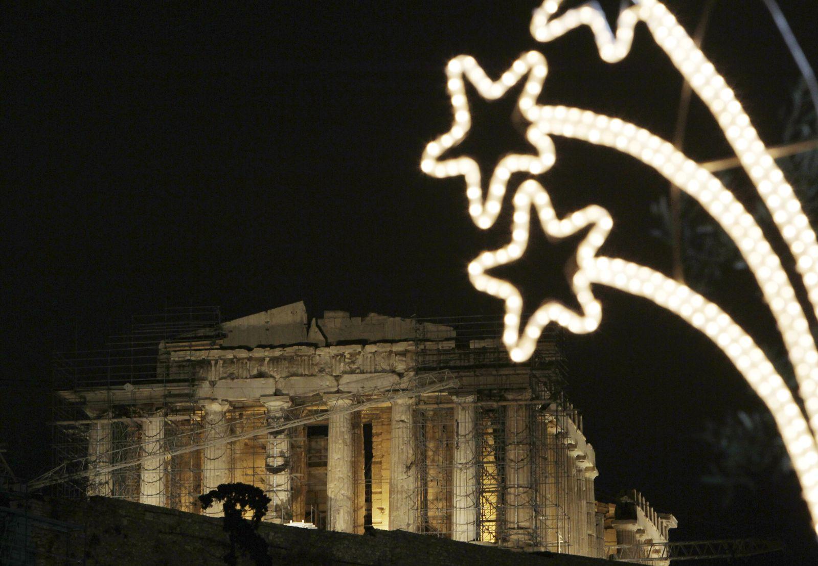 Athen Acropolis