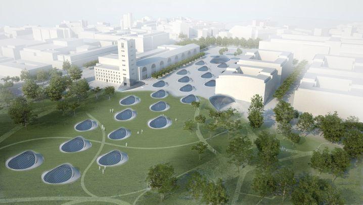 Wutbürger: Unternehmer für Stuttgart 21