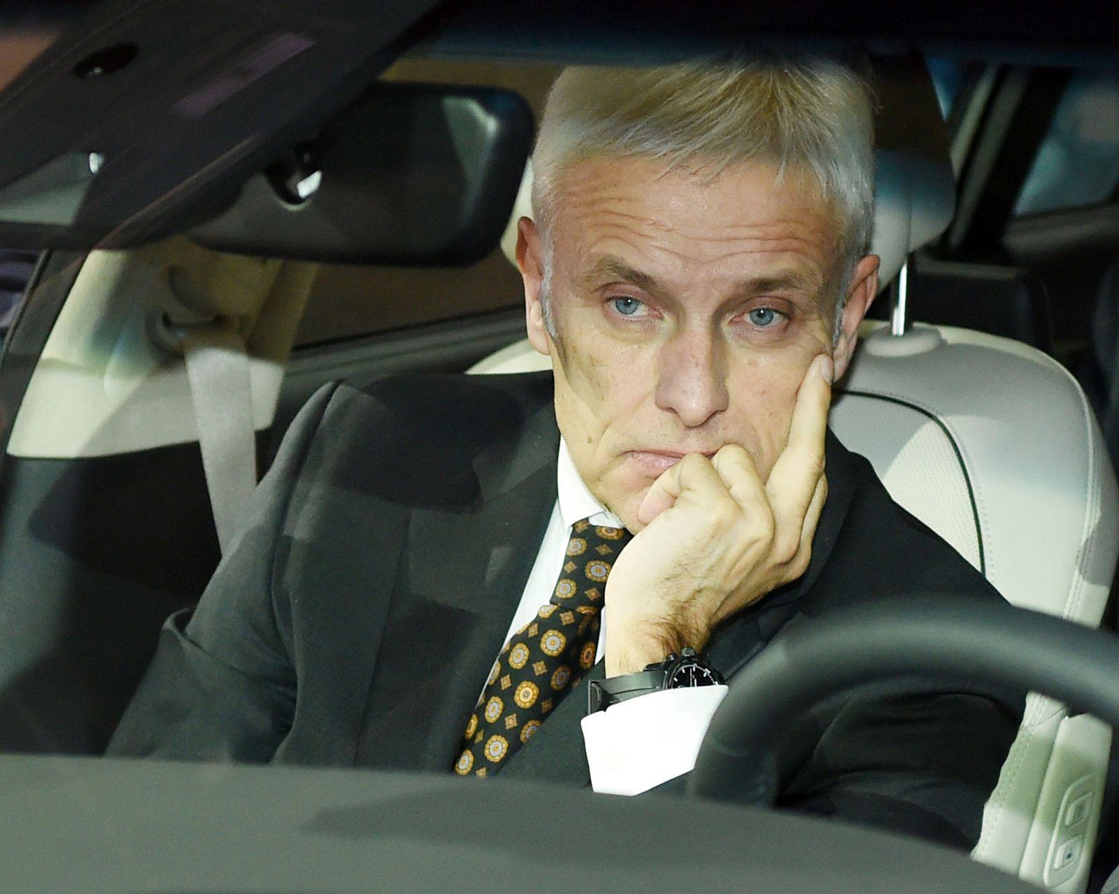 Matthias Müller Volkswagen