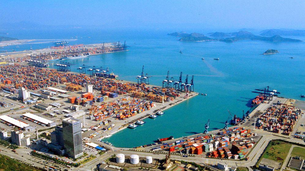 Schwellenlandhandel: Vom Treibriemen zum deutschen Problem