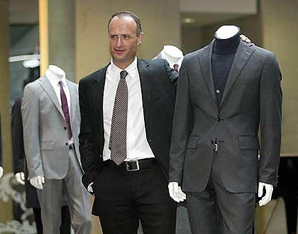 Vorstandsumbau: Auch Boss-Chef Sälzer geht