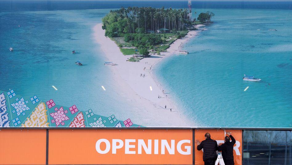 ITB in Berlin 2019: In diesem Jahr bleibt die weltgrößte Reisemesse geschlossen