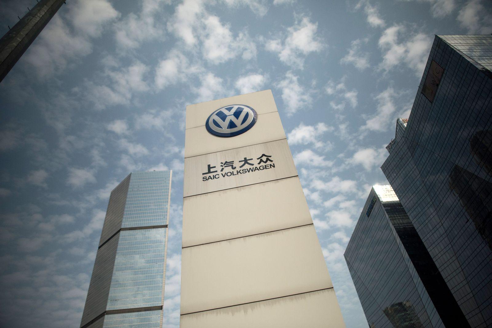 VW/ China