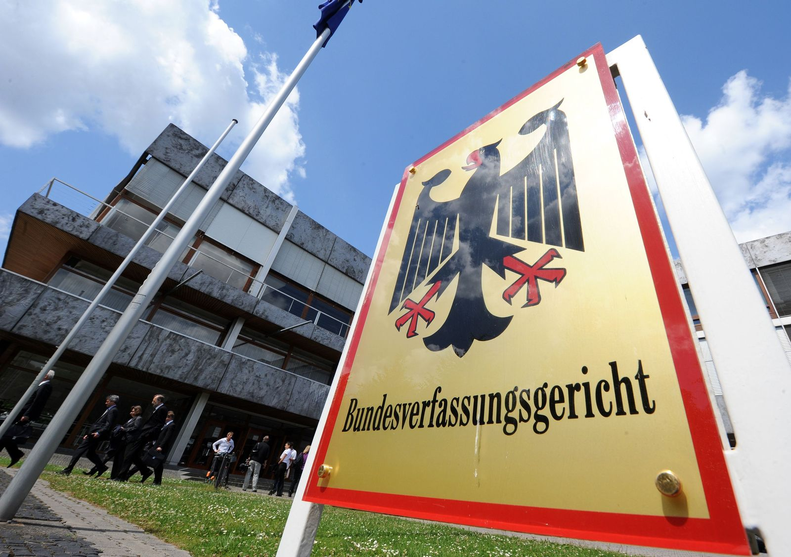 Bundesverfassungsgericht / Karlsruhe