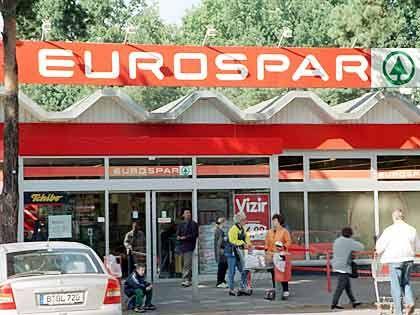 Gehört wohl bald Edeka: Spar-Filiale