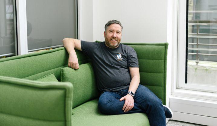 Mitarbeiter Nummer 50: Stephen Flaherty ist Chef des 2200-Personen-starken Technologiezentrums von J.P. Morgan.