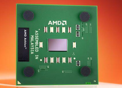 Kampf mit harten Bandagen: der Athlon XP Prozessor von AMD