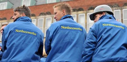 """Arbeiter der Nordseewerke: """"Große Wut, aber auch stille Trauer"""""""
