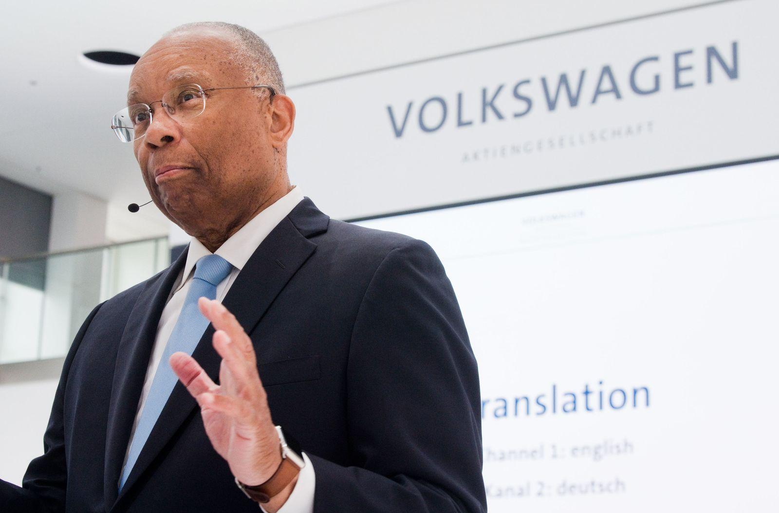 Volkswagen - Audit-Report Integrität und Compliance