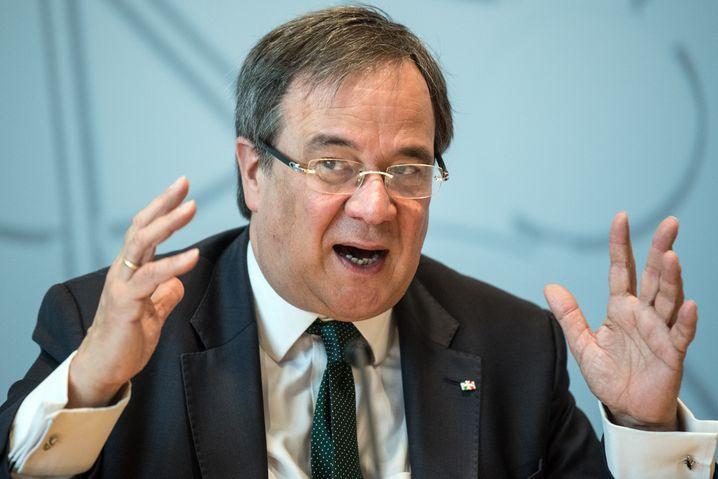 """NRW-Ministerpräsident Armin Laschet will """"alles tun, dass es nicht zu diesen Fahrverboten kommt"""""""