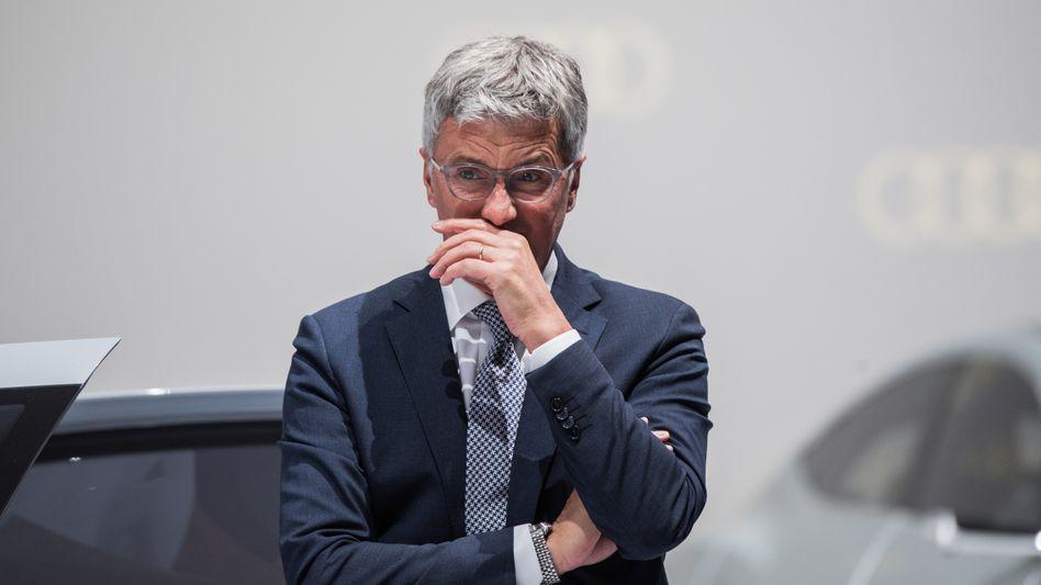 Rupert Stadler: Einvernehmliche Trennung von VW
