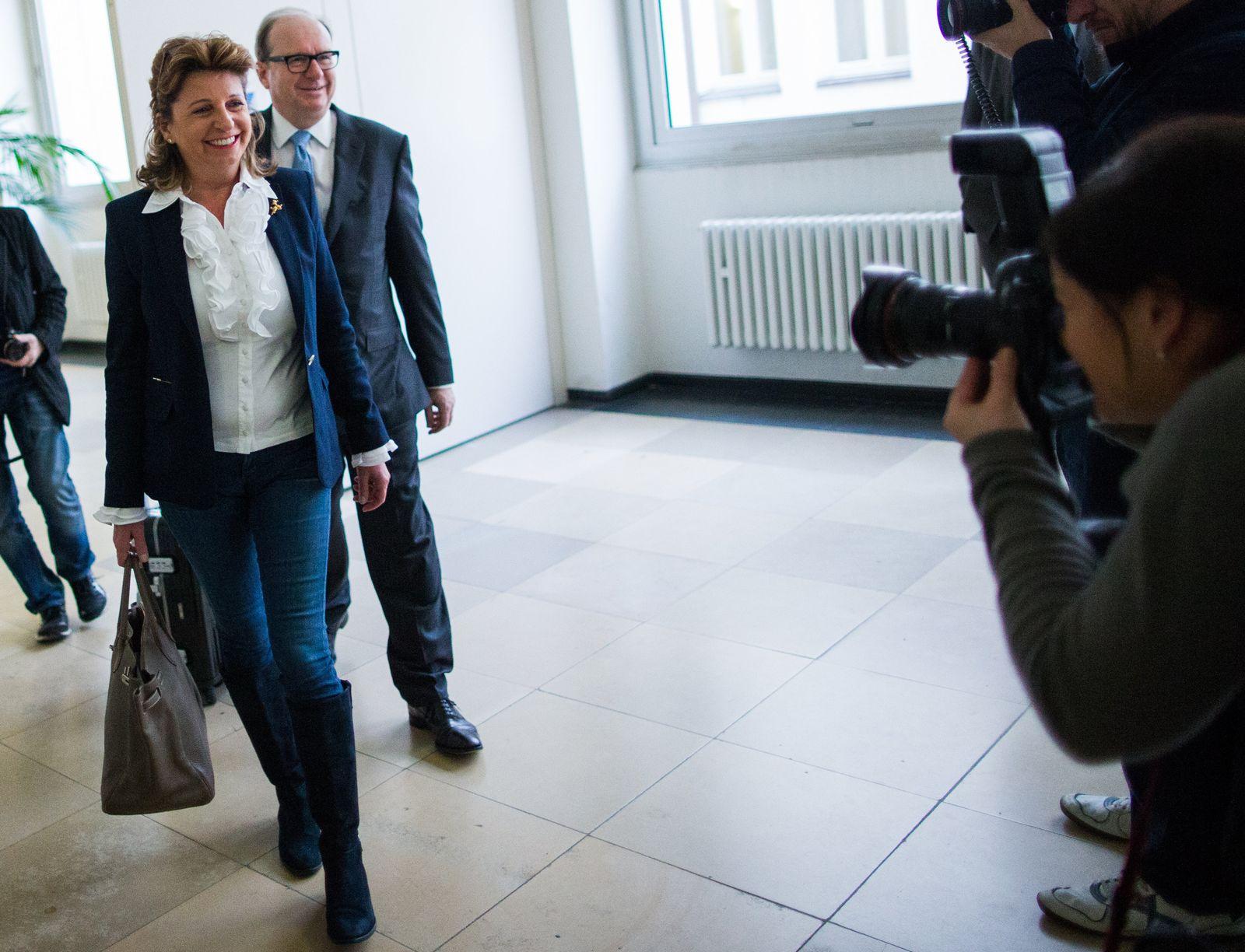 Babette Albrecht / Achenbach Prozess