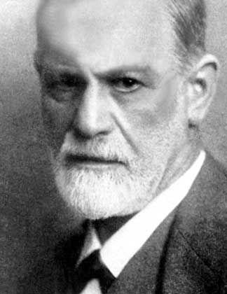Junges akademisches Fach: Psychoanalytiker Sigmund Freud