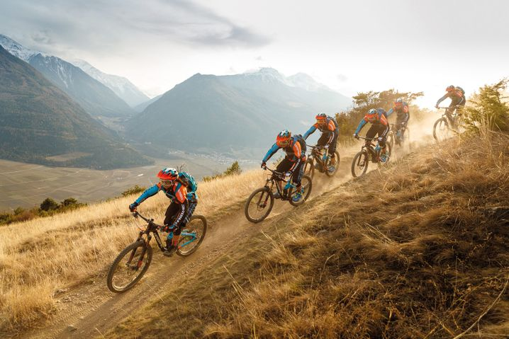 Markensammler: Haibike ist die Mountainbike-Marke von Winora und damit der Accell Groep