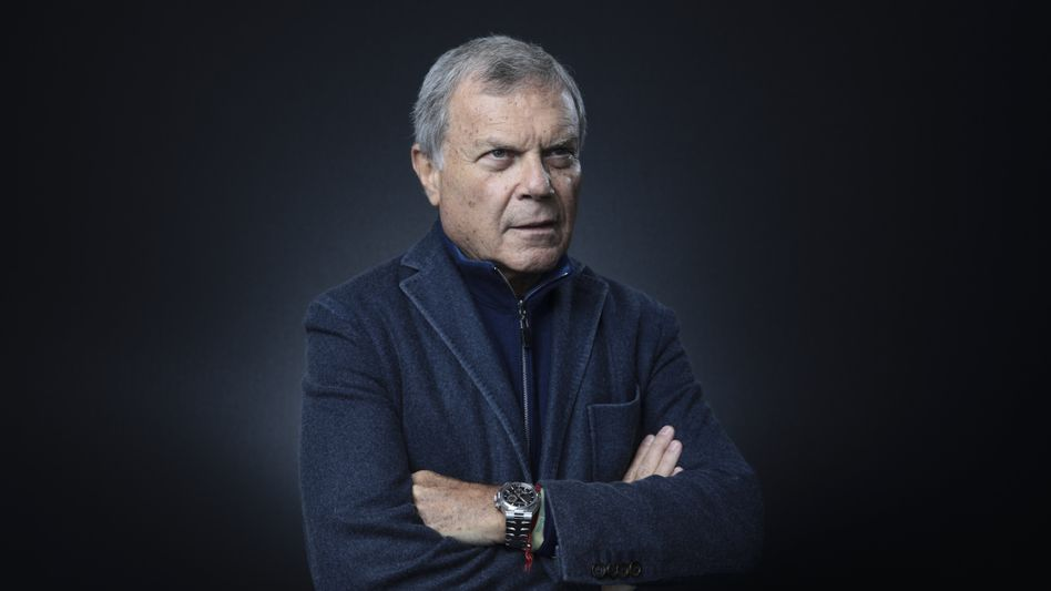 Sir Martin Sorrell: Der Chef des Werbegiganten WPP ist abgetreten, ohne einen Nachfolger aufzubauen