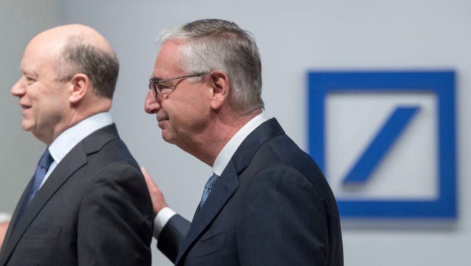 """Achleitner (rechts) über Cryan: """"Es haperte bei der Geschwindigkeit"""""""