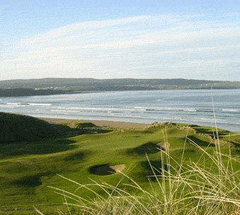 Lange Tradition: In den Dünen von Lahinch an Irlands Küste wird seit über 100 Jahren Golf gespielt
