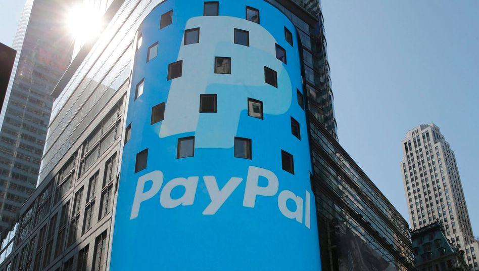 Paypal: Der US-Bezahldienst sorgt mit seiner Investition in das Berliner Start-up Raisin für Aufsehen