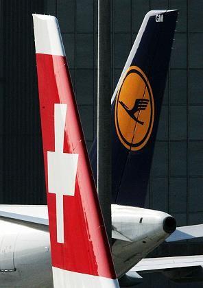 """Swiss und Lufthansa: """"Qualitätscarrier verschenkt"""""""