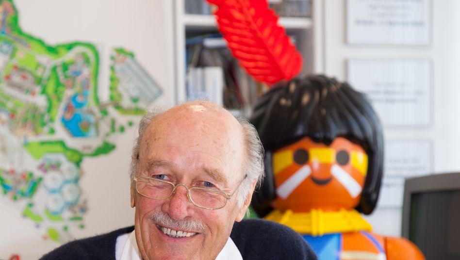 Brandstätter (2013): Seine Firma geht in eine Stiftung über