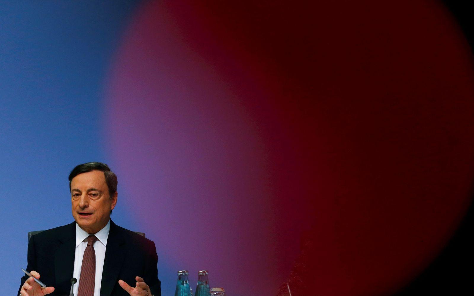 EZB / Draghi