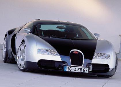1001 PS: Bugatti 16.4 Veyron