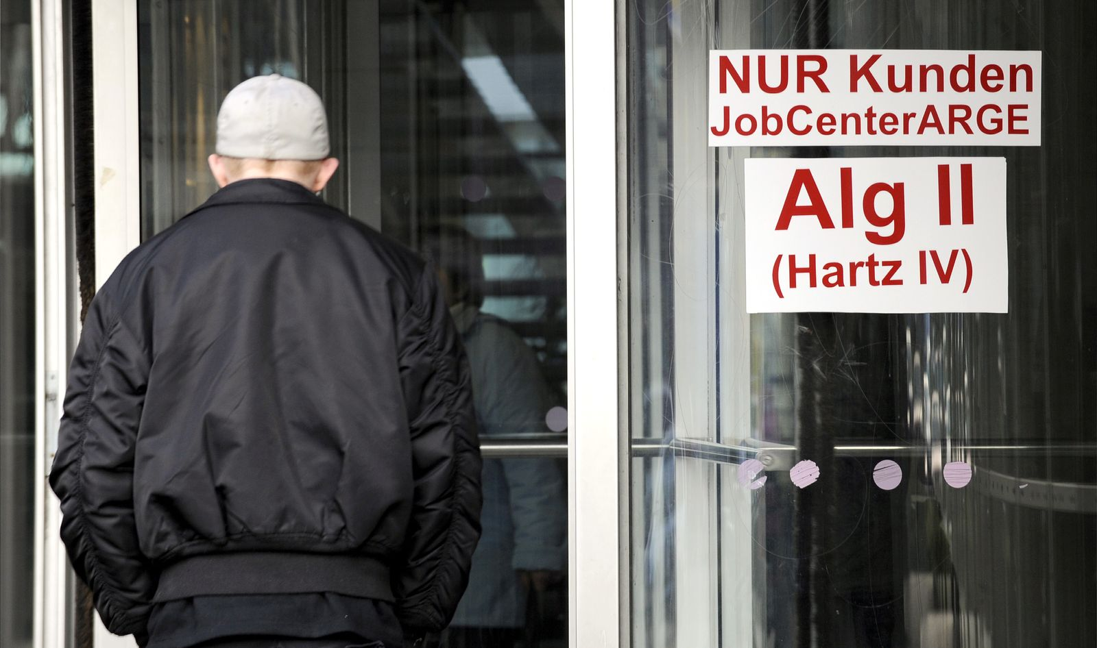 NICHT VERWENDEN Agentur fuer Arbeit/ Alg II/ Haertz IV