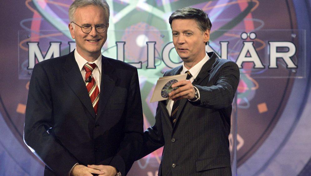 Gottschalk, Jauch & Co: Was die Quotenkönige verdienen