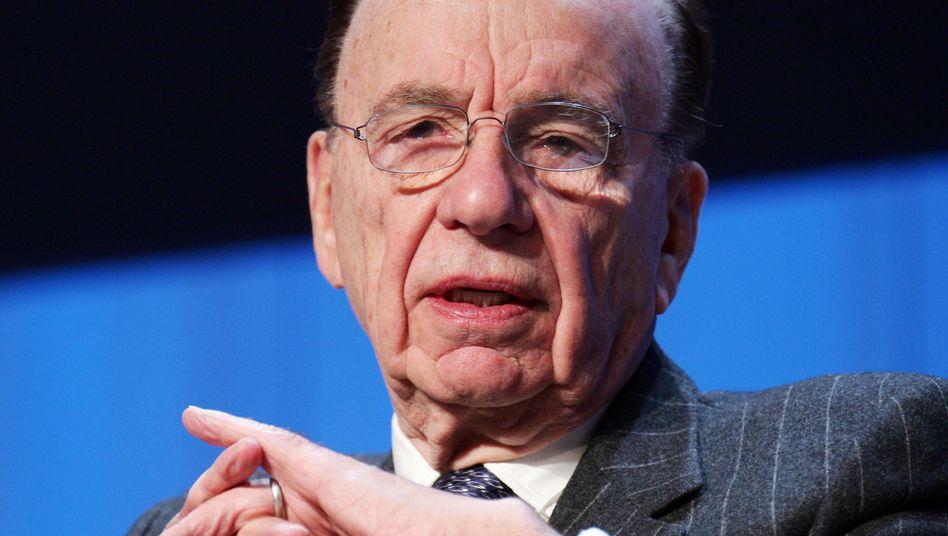 Rupert Murdoch: Der Medienmogul soll seine Familie bevorteilen