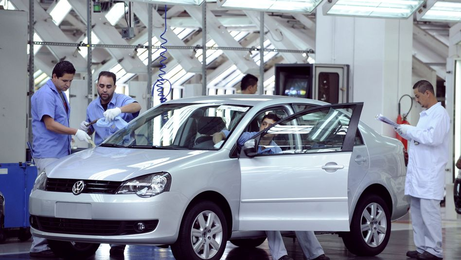 Volkswagen-Werk in Sao Paulo: Der Streit mit Prevent schwelt weiter
