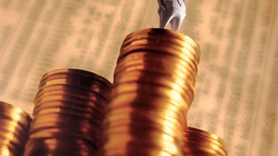 Privates Vermögen: Deutsche horten Bilionen